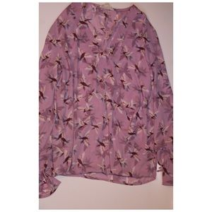 Tops - Long Sleeve blouse